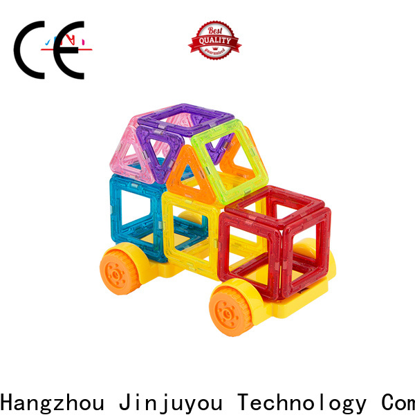 Best toy for children 3d magnetic building blocks deep blue for wholesale For kids over 3 years