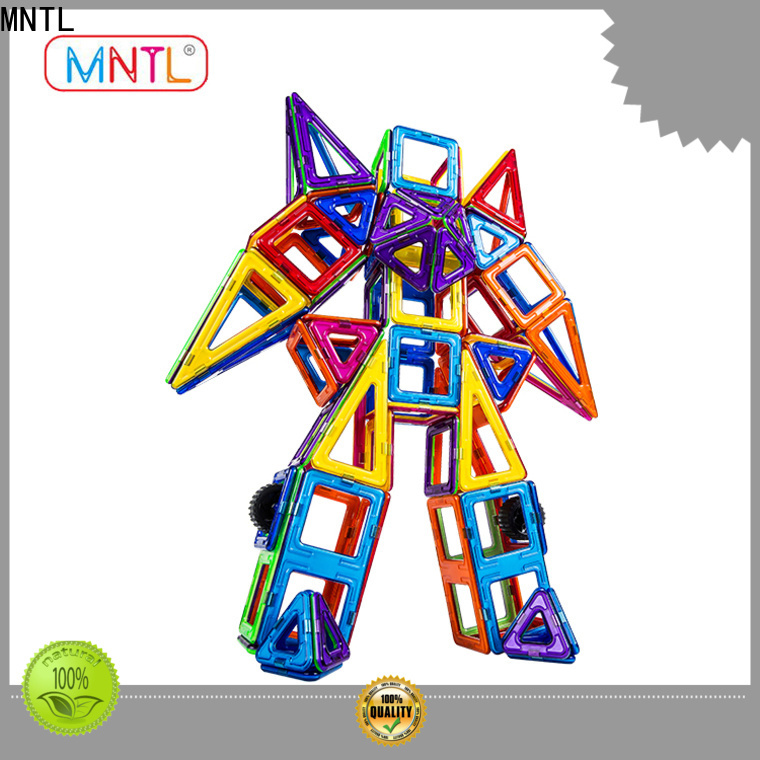MNTL Newest kids magnetic toy Magnetic Construction Toys For kids