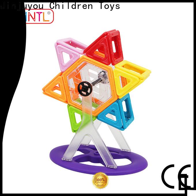 MNTL rose red magnetic building toys Magnetic Construction Toys For Children