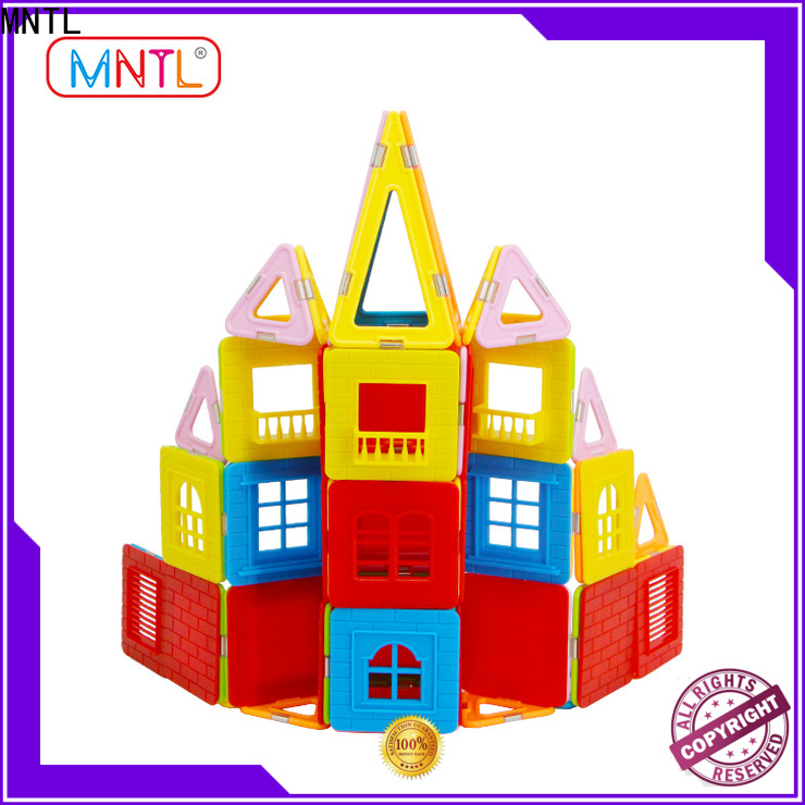 MNTL Conventional magnetic building sticks buy now For Toddler