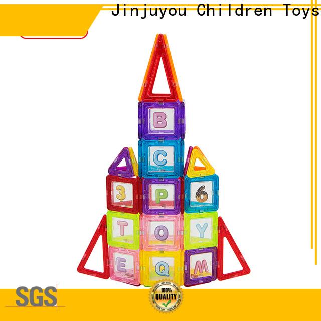 best magnetic toys magnetic building block set Red, ODM For Children