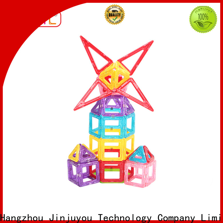 Best toy for children childrens magnetic blocks yellow, for wholesale For Children