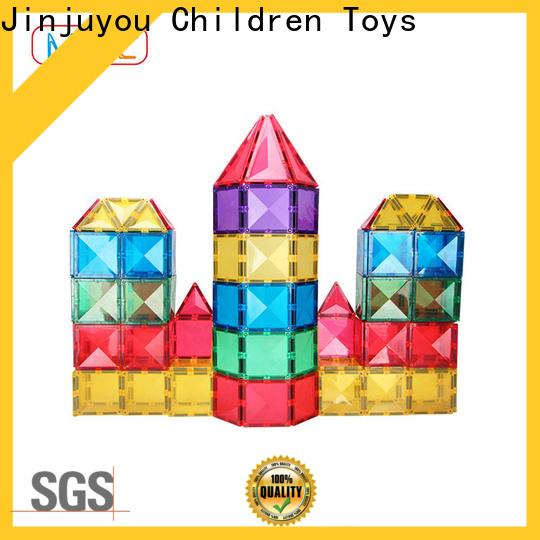 MNTL orange, childrens magnetic tiles Best Toys For Children