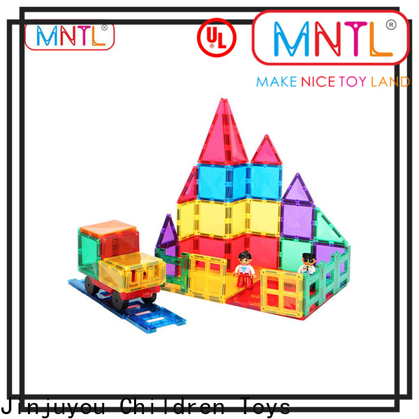 MNTL yellow, magnetic tiles for toddlers Best Toys For kids