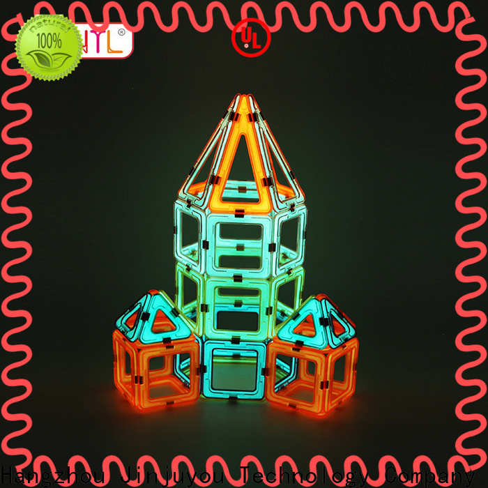 MNTL 2019 magnetic blocks toys Best building block For Children