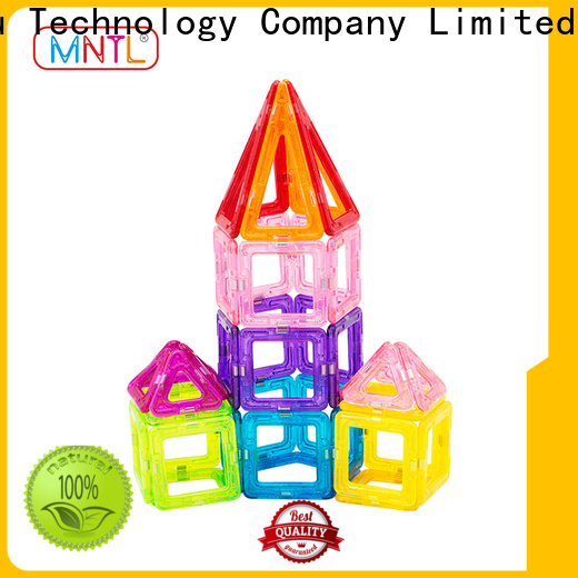 MNTL ABS plastic blocks magnetic get quote For kids over 3 years
