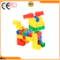 Recreational plastic building blocks Recreational blue, For Toddler