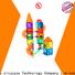portable magnet building tiles ABS plastic Magnetic Construction Toys For kids