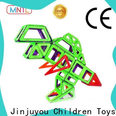 MNTL green, magnetic blocks for kids DIY For Toddler