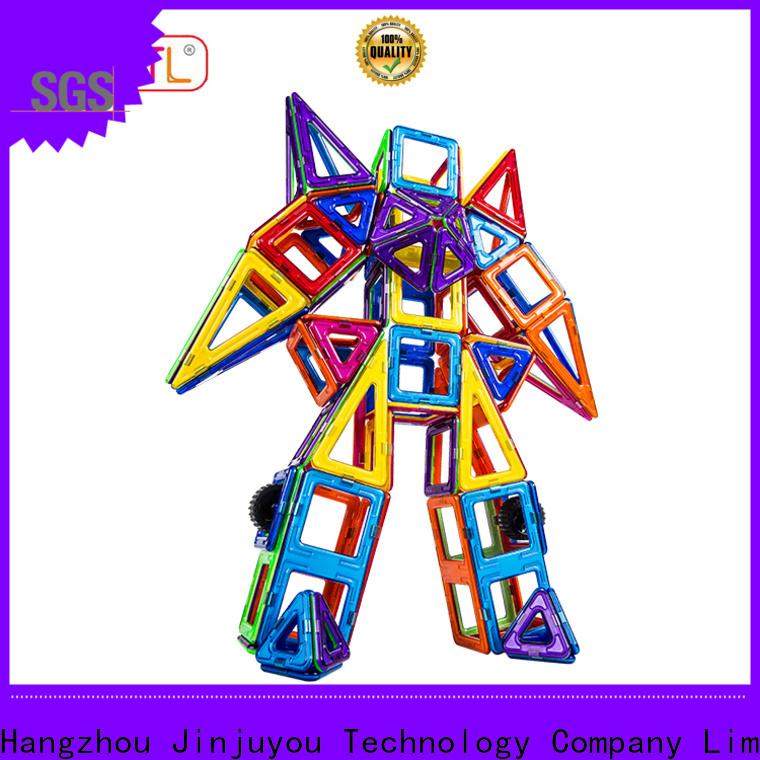 MNTL rose red magnet toy building blocks Magnetic Construction Toys For Toddler