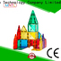 high-quality magnetic tiles building blocks rose red Best Toys For kids