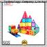 on-sale magnet building tiles orange, Magnetic Construction Toys For kids