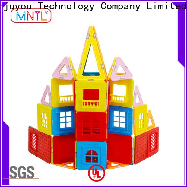 MNTL strong magnet magnetic building blocks for toddlers for wholesale For Children