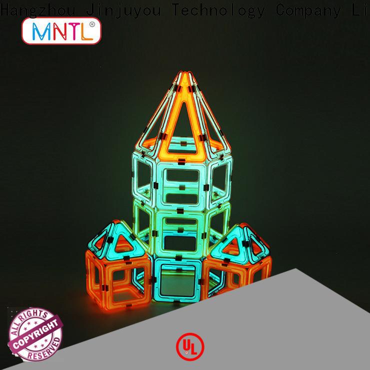 MNTL Newest magnetic blocks toys Best Toys For kids