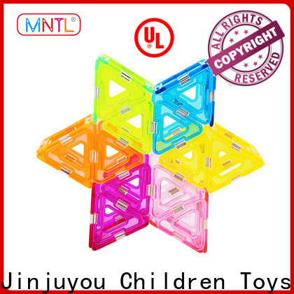 MNTL Conventional magnetic building blocks for kids supplier For Children