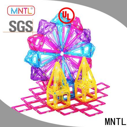 MNTL on-sale magnetics toys bulk production For Toddler