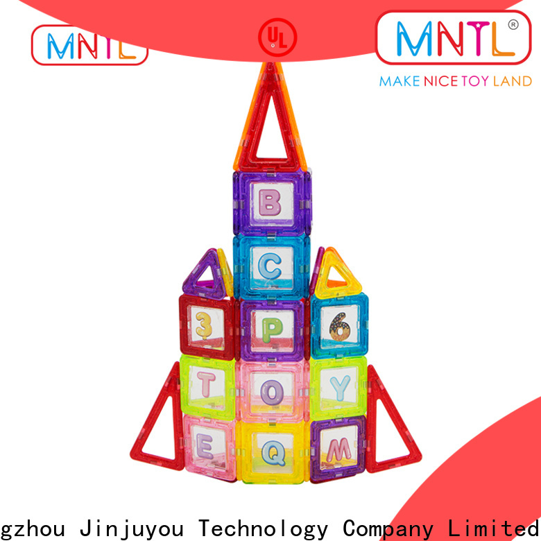 MNTL High quality mini building blocks ODM For kids over 3 years