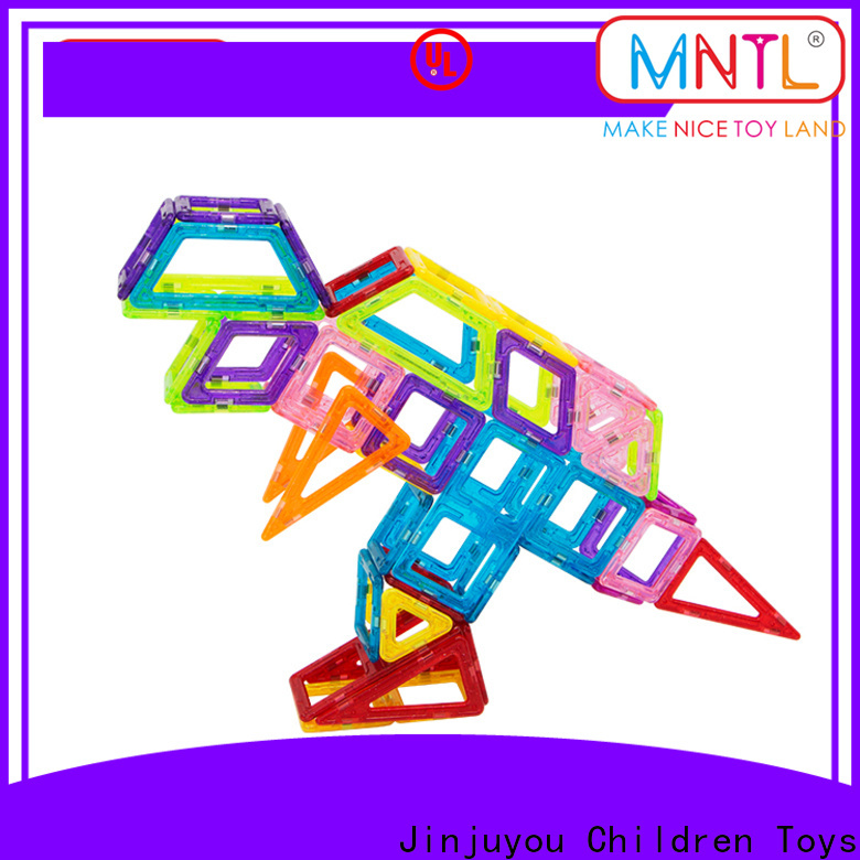 MNTL ABS plastic childrens magnetic blocks customization For kids over 3 years