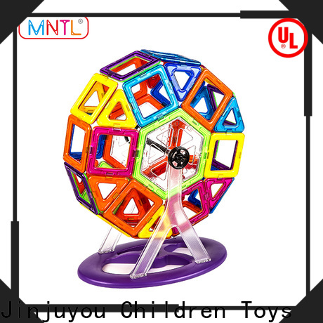 Newest magnetic toys for toddlers green, Best building block For Children