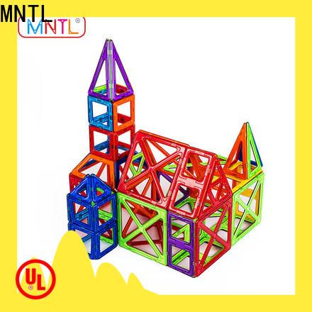 Hot building block kids magnetic toy deep blue, DIY For Toddler