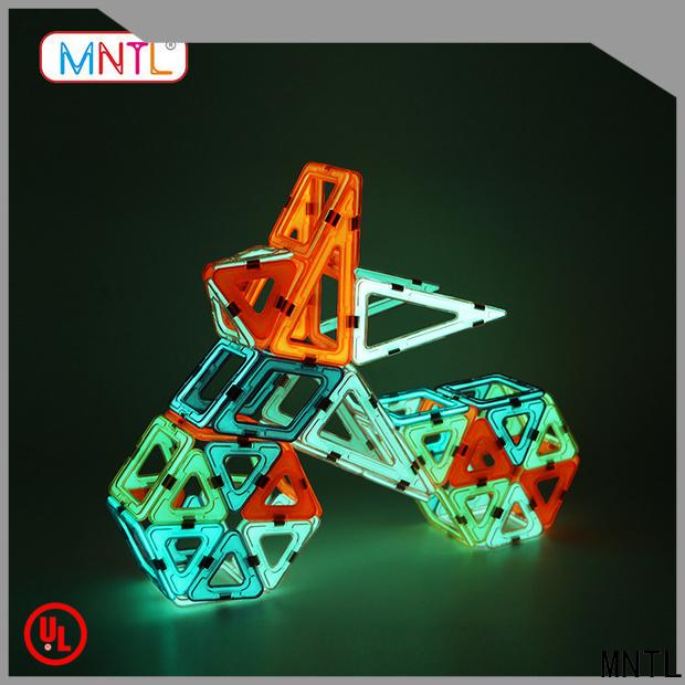 MNTL green, magnetic blocks for kids Best building block For Children