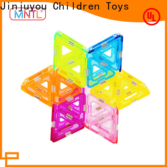 MNTL High quality kids building magnets customization For kids