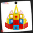 portable magnetic building blocks for kids Conventional for wholesale For Children
