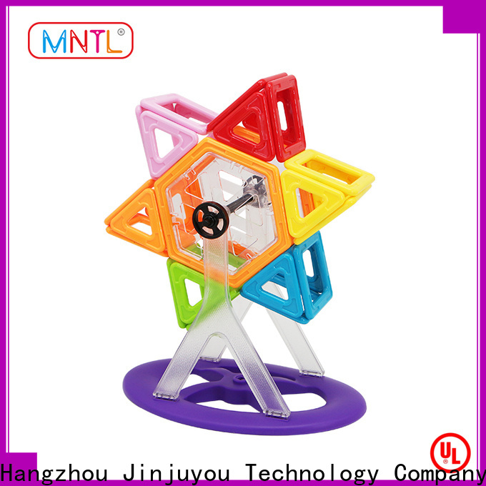 Hot building block magnet building blocks ABS plastic Best building block For Children