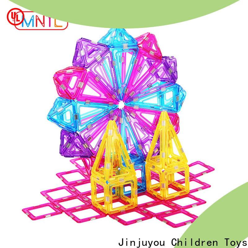 MNTL durable magnetic building blocks for kids OEM For Children