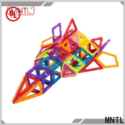 MNTL Best toy for children blocks magnetic ODM For kids over 3 years