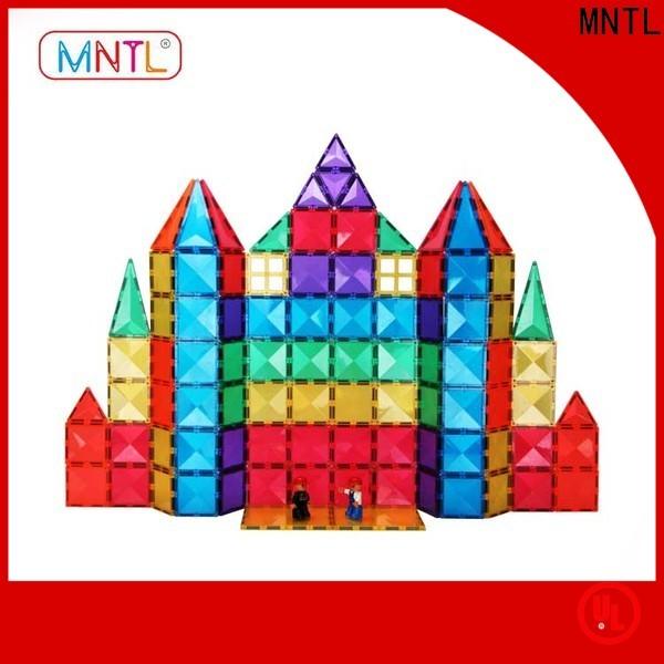 MNTL funky best magnetic tiles DIY For Children
