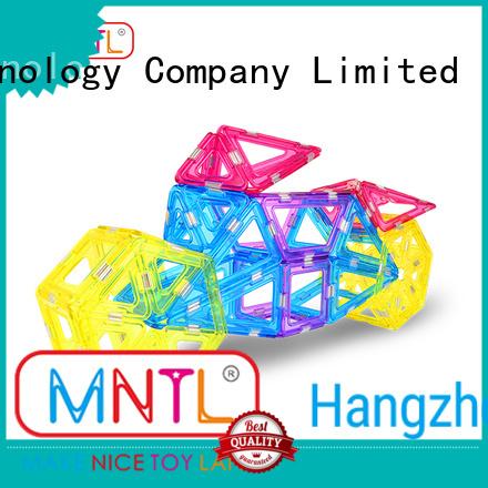 MNTL on-sale Crystal magnetic toys supplier For Children