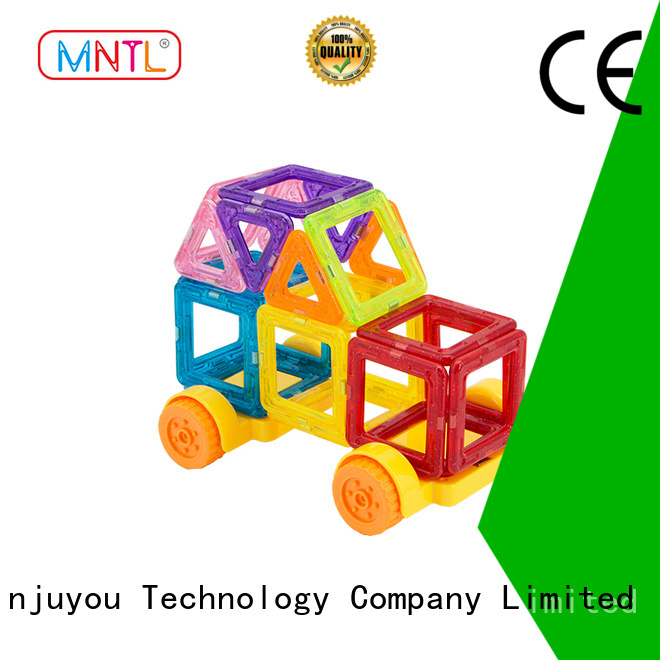 MNTL 2019 hot toys 3d magnetic building blocks for wholesale For kids over 3 years