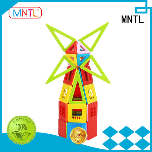 MNTL 2019 Classic Magnetic Building Blocks Best building block For Children