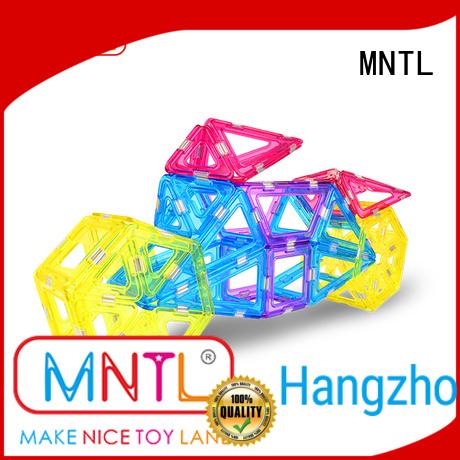 MNTL latest Crystal Magnetic Building Blocks for wholesale For Toddler
