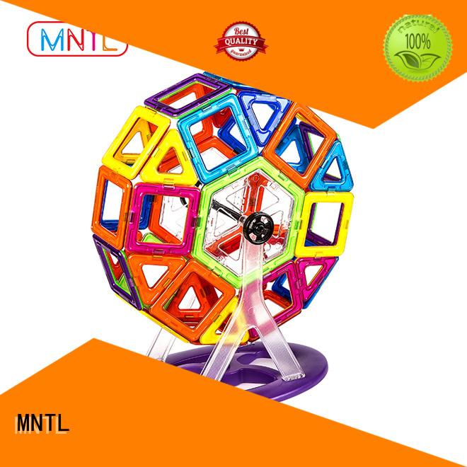MNTL purple magnetic blocks Best Toys For kids