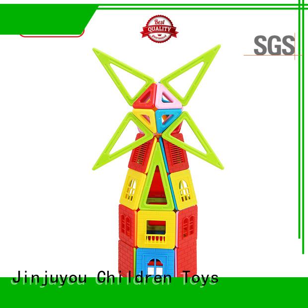 MNTL orange, Classic Magnetic Building Blocks Best Toys For kids