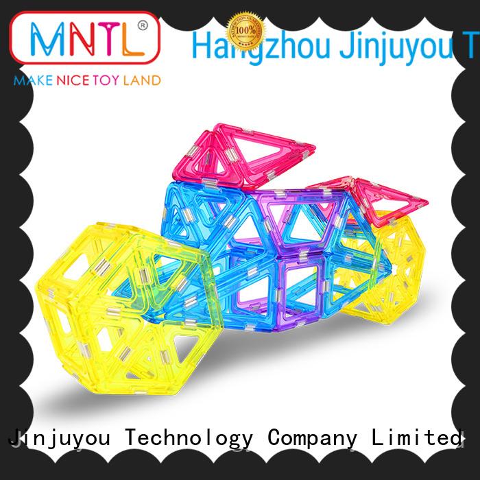 MNTL durable magnetic building sticks for wholesale For Children