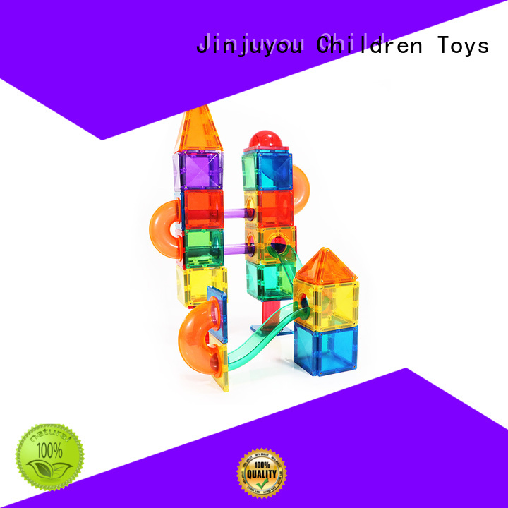 MNTL ABS plastic Magnetic Building Tiles Best building block For 3 years old