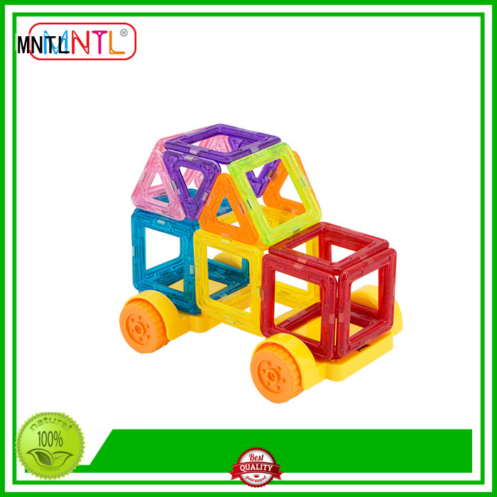 2019 hot toys magnetic bricks ABS plastic for wholesale For kids over 3 years