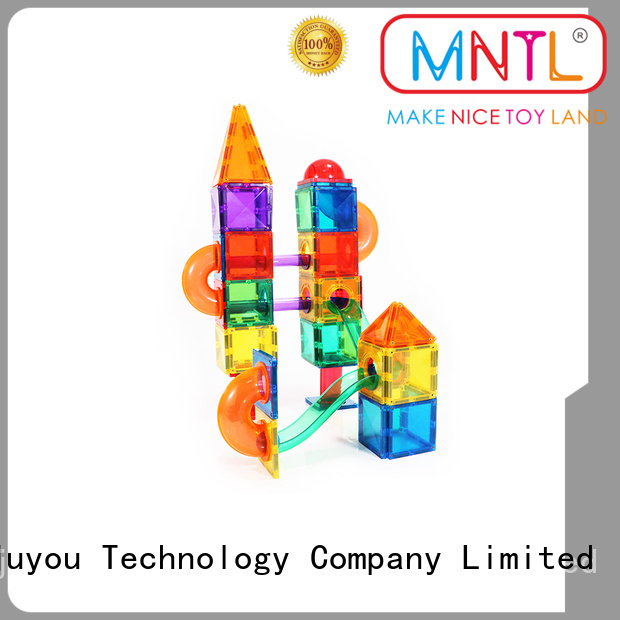 MNTL Breathable magnetic tile set Best Toys For 3 years old