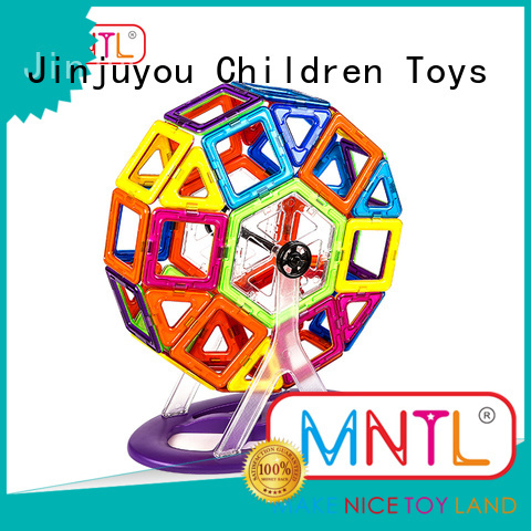 Newest magnetic blocks green, Best Toys For Children