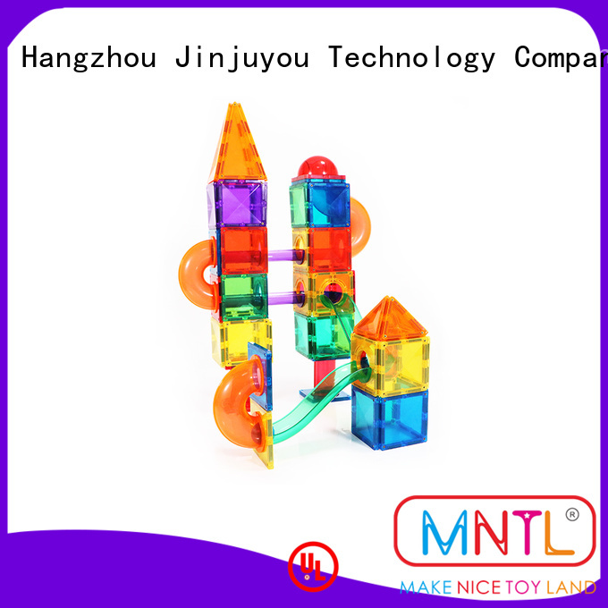 latest discovery kids magnetic tiles ABS plastic Best Toys For kids