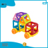 best magnetic toys Mini Magnetic Building Blocks ABS plastic bulk production For kids over 3 years