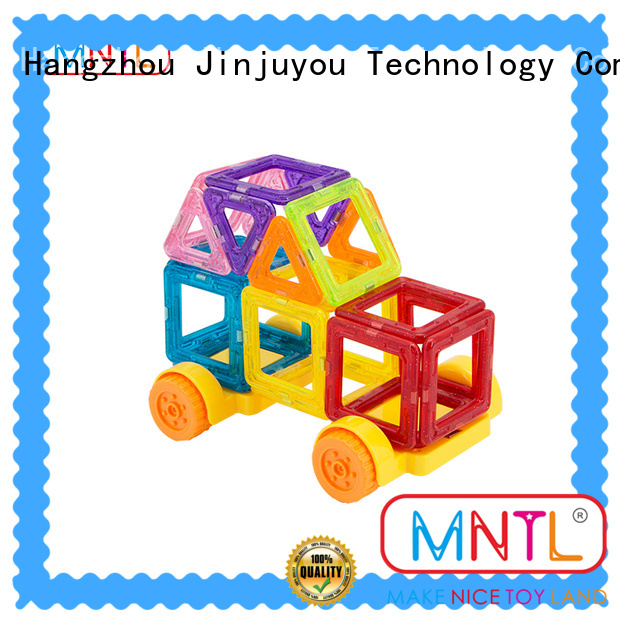 best magnetic toys magnetic building block set deep blue buy now For kids over 3 years