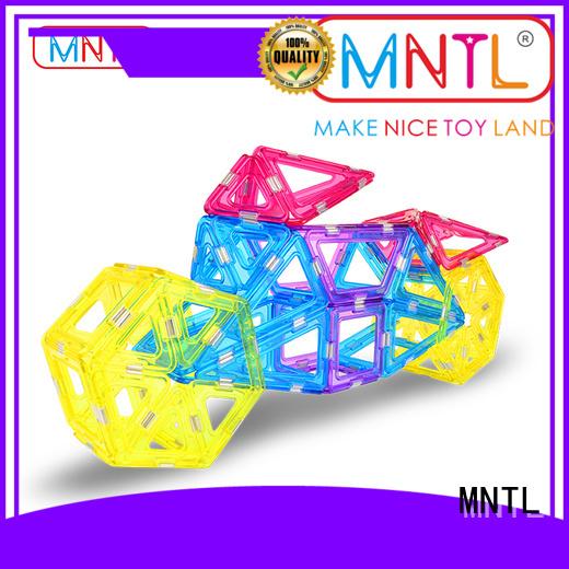 MNTL Breathable Crystal magnetic toys for wholesale For Children