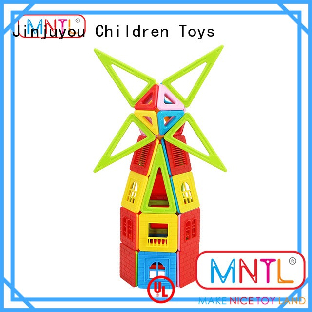 MNTL yellow, building toys Best building block For kids